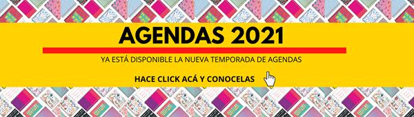 CONOCE LA NUEVA COLECCION DE AGENDAS 2021 DISPONBILES EN RAMOS !!!!