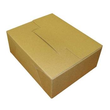 Caja carton marron of 39 x 28x12 legajo
