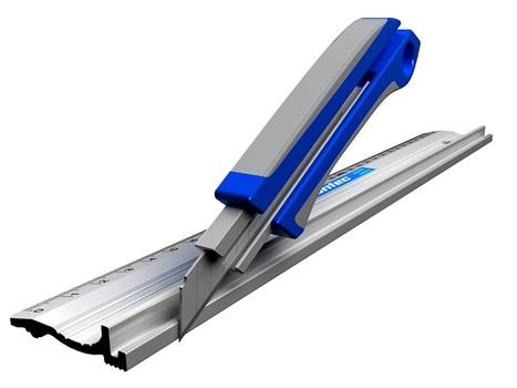 Regla metal Plantec 60 cm