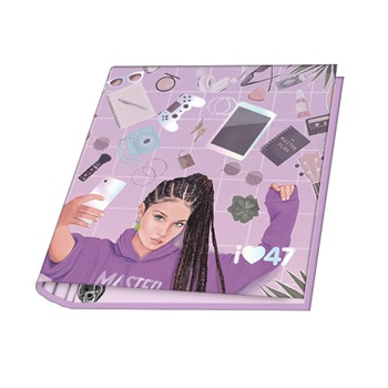 47 Street carpeta 3 aro carton