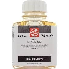 Aceite estandolizado Talens stand oil 75ml-oleo
