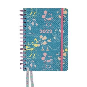 Agenda 2022 Mooving Mickey Semanal