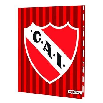 Independiente Cuaderno 16x21 T/D 48hs
