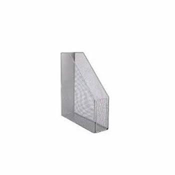 Revistero metal Mesh plata 511791