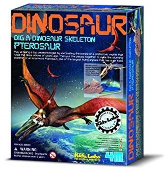 4m-fm238 dinosaurio para armar dig a pteranodon