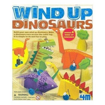 4m-fm639 wind up dinosaur