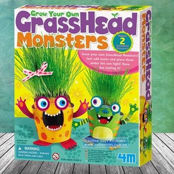 4m-fm650 grass head monster