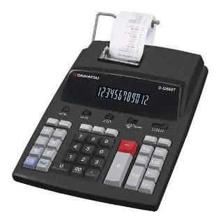 Calculadora Daihatsu Di-1200t C/Rollo