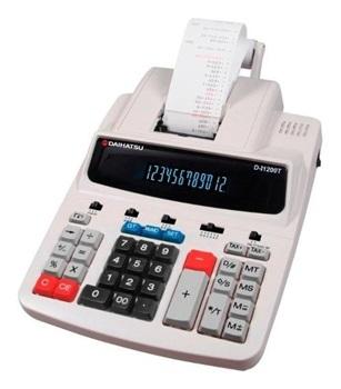 Calculadora Daihatsu di-2600t c/rollo