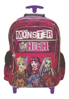 Monster mochila dm536 18 con carro