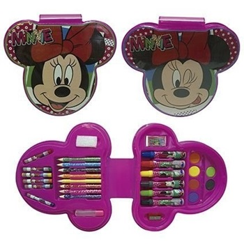 Set Arte Cresko Minnie km388 50 piezas oval