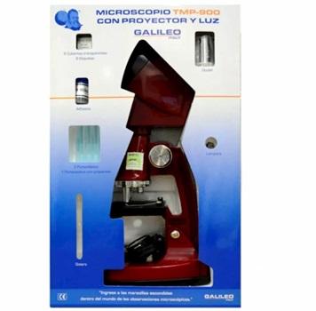 Didactica-microscopio tmp-900