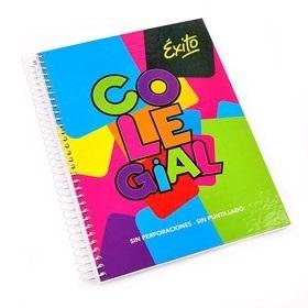 Cuaderno Exito 21X27 Espiral Fantasia R