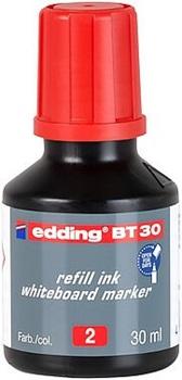 Tinta Edding para pizarra t30 30 cc negro