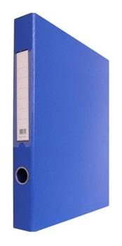 Carpeta carton Oficio 2 aro 40 mm Rab azul/negro/rojo/verde