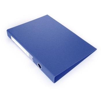 Carpeta carton A4 2 aro 40 mm Rab azul