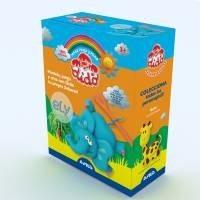 Masa Pax Dido minibox jungla elefante