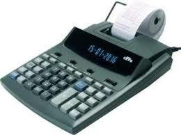 Calculadora Cifra Pr- 255t Uso Intenso 12dig Termica
