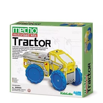 4m-fm406 echo motorised kits-tractor