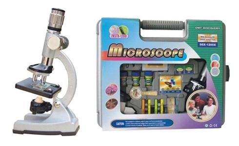 Didactica-microscopio zkstx-1200 valija