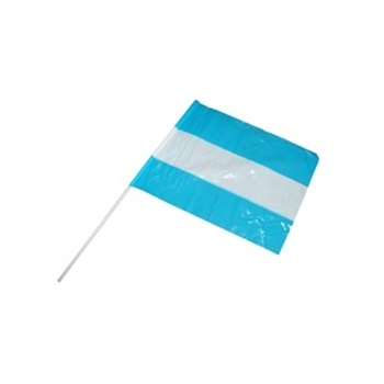 Bandera de plástico 11 x 17-155-302