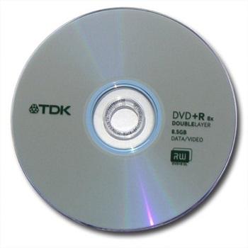 Dvd tdk c/u