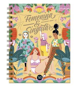 Agenda 2021 Vergara femenina y singular