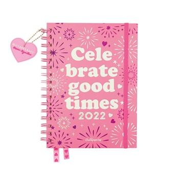 Agenda 2022 Mooving Quitapesares 2 Dias Por Hoja