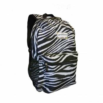 Mochila Gremond 05190270122 animal negro