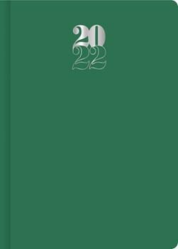 Agenda 2022 Cangini N 7 Dia Miami Verde Cosida