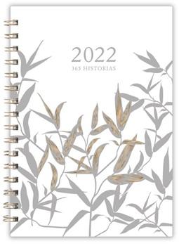 Agenda 2022 Cangini N 7 Dia Marfil Espiral