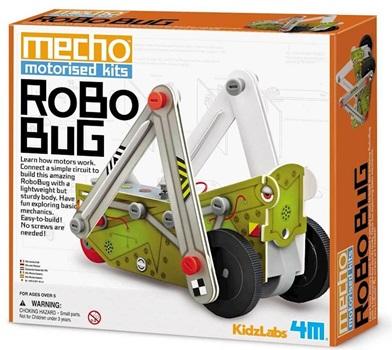 4m-fm403 kidzlabs mecho robo bug