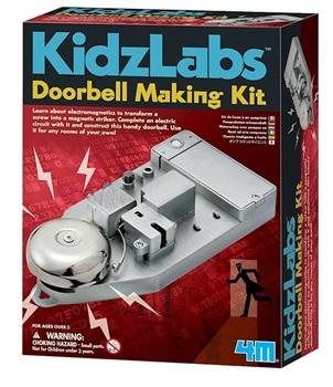 4m-Fm368 Kidzlabs Doorbell Making Kit
