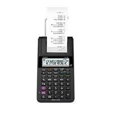 Calculadora Casio hr- 8rc c/impresora