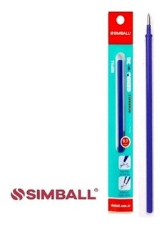 Tanque Simball Genius roller borrable 2 g