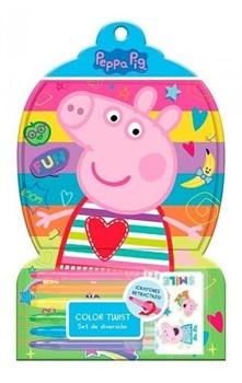 Set Tapimovil Color Twist Peppa Pig
