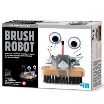4m-Fm282 Kidzrobotix Brush Robot