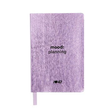 Agenda 2022 Mooving 47 Street Planner