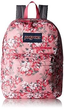 Jansport db js00t50h3h0 prism flores rosa