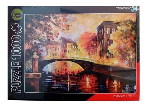 Puzzles 1000 Piezas Bridge Ft298