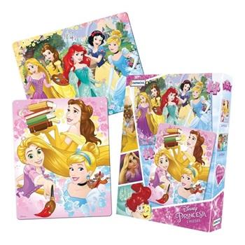 Puzzles Princesas 24 Y 36 Piezas