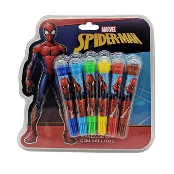 Hombre Araña marcador blow pen ha472