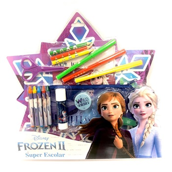Set Frozen Ii Escolar