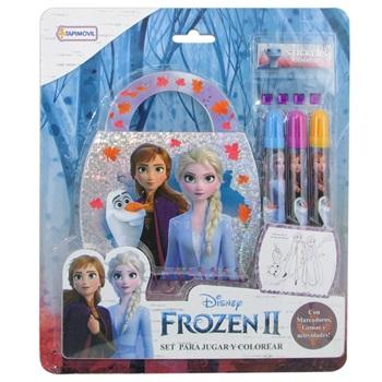 Frozen Set Para Pintar