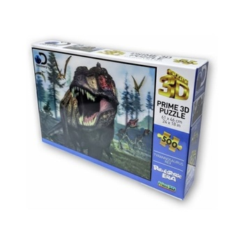 Puzzles 500 Piezas 3d Tyrannosaurus Rex